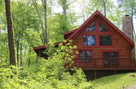 Cabin Rentals in Hocking Hills Valley View Cabins