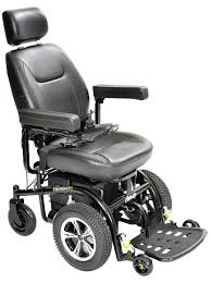 Hoveround Power Chair Batteries by Trident Front Wheel Drive Power Chair Drive Medical