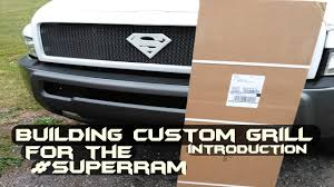Building Custom Truck Grill | #SuperRam | Garage Edition S2 Ep. 17 ...