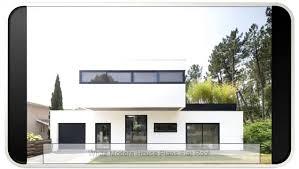 Modern Houseplans White Modern House Plans Flat Roof