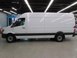 2014 Mercedes Benz Sprinter Van Diesel Automatic