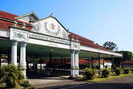 Kraton Yogyakarta Sultanate In General Known By The Public As One Of Building Royal Palace