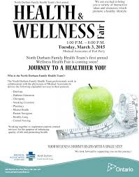 29 Images Of Wellness Fair Poster Template