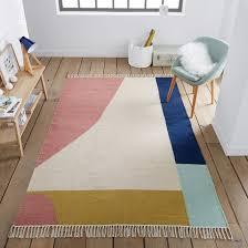 tapis coton tisse a plat tapis tissé plat kilim en ankara tapis tisse plat tapis