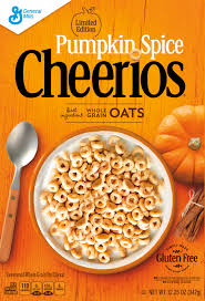 Post Road Pumpkin Ale Nutritional Info by General Mills To Release Pumpkin Spice Cheerios This Month