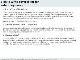Cover Letter Example Veterinary Assistant For Resume Vet Tech