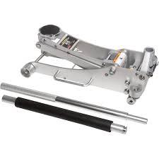 Aluminum Floor Jack 3 Ton Capacity by Arcan 2 Ton Aluminum Quick Rise Low Profile Service Floor Jack