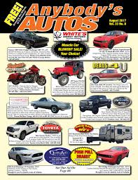 100 Brintles Truck Stop August 2017 By Anybodys Autos Issuu