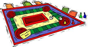 Family Game Night Churchfun Com Playing Board Clipart