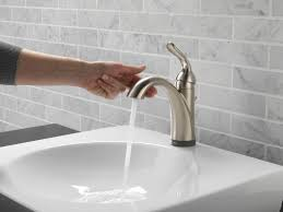 Delta Lahara Faucet Champagne Bronze by Delta Bathroom Faucets Canada Best Bathroom Decoration