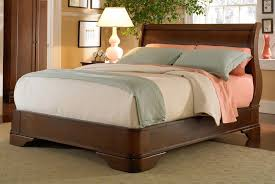 louis philippe queen sleigh bed louis philippe bedroom by