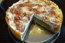 apfelkuchen mit sahne zimt haube