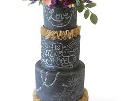 Large Size Of Stylish Chalkboard Inspired Rustic Wedding Cake Fall Cakes In Grooms