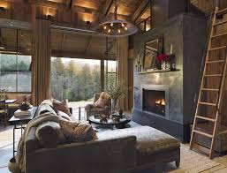 Rustic Style Living Room Ideas Including Enchanting Decor Images 2018