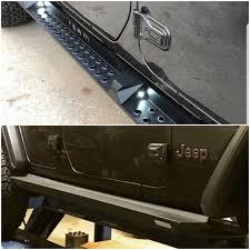 ROAM Steps Vs. IRON CROSS Steps | 2018+ Jeep Wrangler Forums (JL ...