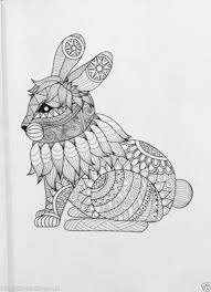 Animals Stress Relief Adult Colouring Book Creative Art Therapy Mothers Day Gift In Books Comics
