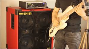 2x10 Bass Cabinet Shootout by Bng录制 Epifani Dist 410 Youtube