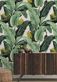 Jungle Palm Wallpaper By Kingdom Home