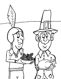 Thanksgiving Coloring Pages Pdf Cute Disney Free Printable Kids Full Size
