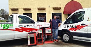 100 14 Ft Uhaul Truck Renting A Pickup Vs Cargo Van Moving Insider