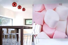 4 murs papier peint cuisine papier peint de cuisine papier peint cuisine chamallows papier peint