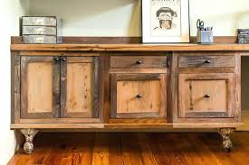 rustic pine home office furniture rustic home office furniture