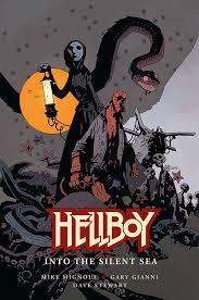 Hellboy Into The Silent Sea Comics Solicits