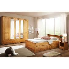 landhaus schlafzimmer mit stauraumbett imressa 4 teilig