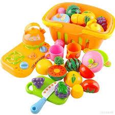 jeux cuisine bush buyger 26 pièces plastique cuisine jouet set d imitation nourriture