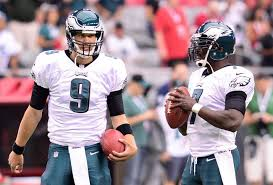 Jeremy Maclin Michael Vick s Leading Nick Foles In The