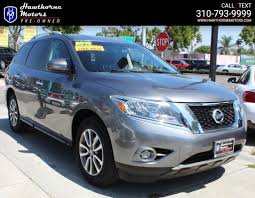 2015 Used Nissan Pathfinder 4WD 4dr S At Hawthorne Motors Pre-Owned ...