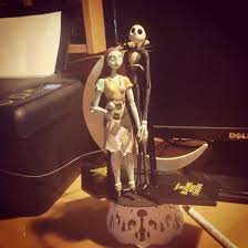 Nightmare Before Christmas Tree Topper Ebay by Jack And Sally Wedding Cake Topper 1000 Images About Cake Toppers