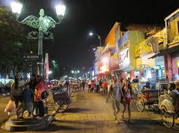 Keindahan Dan Kecantikan Kota Jogja Terdapat Pada Wisata Malam