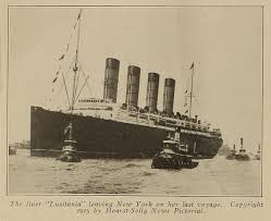 When Did Germany Sink The Lusitania by World War I Praythroughhistory