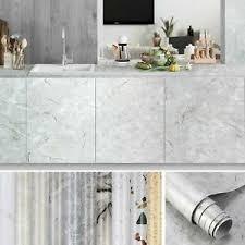 details zu klebefolie möbel tür küche folie selbstklebende schiefer beton marmor optik 5m