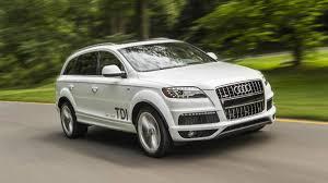 100 Tdi Truck Driving School 2014 Audi Q7 30 TDI Prestige Review Notes Autoweek