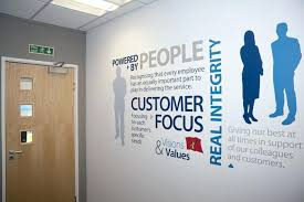 Office Wall Decor Cozy Design Walls Creative Corporate Art Professional