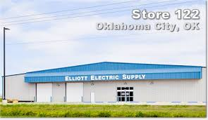 oklahoma city locations elliott electric supply