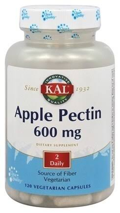 Kal Apple Pectin 120 600 mg