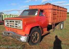 100 Truck Salvage Wichita Ks GMC 6000 Grain Truck Item DE6494 SOLD October 31 Ag Equ
