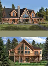 Custom Log Homes By Kuhns Bros