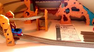 Tidmouth Sheds Trackmaster Ebay by Thomas The Tank Engine U0026 Friends Trackmaster Action Canyon Set
