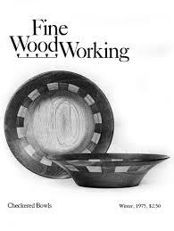 1 u2013winter 1975 finewoodworking