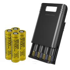 NITECORE F4 4 Slot Battery Charger And Power Bank W/ 4x IMR ... Details About New Efest Imr 18650 3000mah 37v 35a High Drain Flat Top Rechargeable Battery Ebl Smart Rapid Charger For Liion Lifepo4 Batteries 26650 21700 17670 17500 14500 16340rcr123 Mhnicd Aa New Product Announcement Nitecore Q2 2a Quick Bagshop Coupon Code How To Get Multiple Inserts Nitecore F1 And Review Zeroair Reviews 2x Shockli 3600mah 1399 Coupon Price Bestkalint Limn 3500mah 40a Richmond Coupons Floyd Design Promo Epipe 629x 2019 18350 5250mah 194 Sc4 Superb Charger