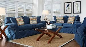 Cindy Crawford Denim Sofa by Denim Furniture Living Rooms U2013 Creation Home