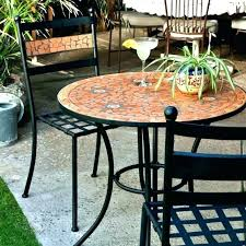 Bistro Tables And Chairs For Sale Outdoor Cafe Table Mosaic Set Furniture