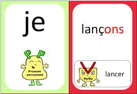 si er conjugaison jeu de cartes sur le présent des verbes en er l école de chenapan