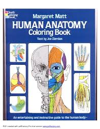 Anatomy Coloring Book Dover PDF Created With PdfFactory Pro Trial Version Pdffactory