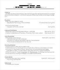 Resume For Jobs Job Objective Teachers Creerpro