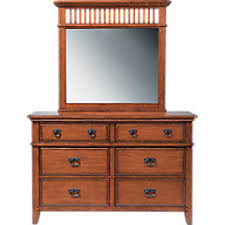 Sauder Beginnings Dresser Soft White by Rooms To Go Mission Style Mission Oak Dresser Mirror Set